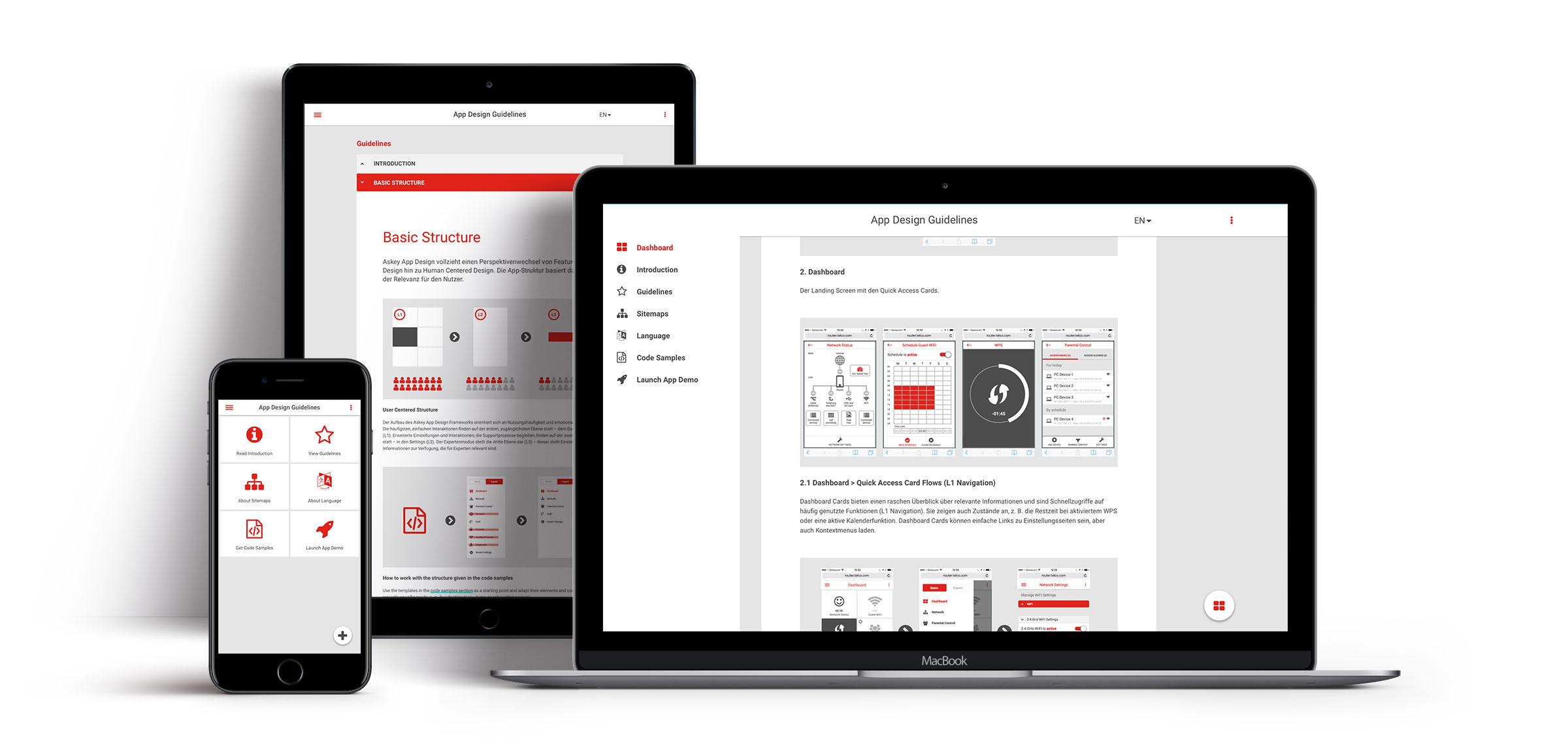 App Di Design ui/ux | askey | chrisrieger